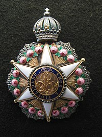Imperial Order of the Rose (Brazil) - Fram Museum.jpg
