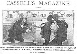 The Ides of March (short story) - Image: In the Chains of Crime – Cassell's