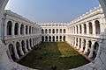 Indian Museum Building with Quadrangle - Inside North View - Indian Museum - Kolkata 2014-02-14 3299.JPG