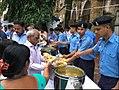 Indian Navy extends support during 2017 Mumbai flood (6).jpg