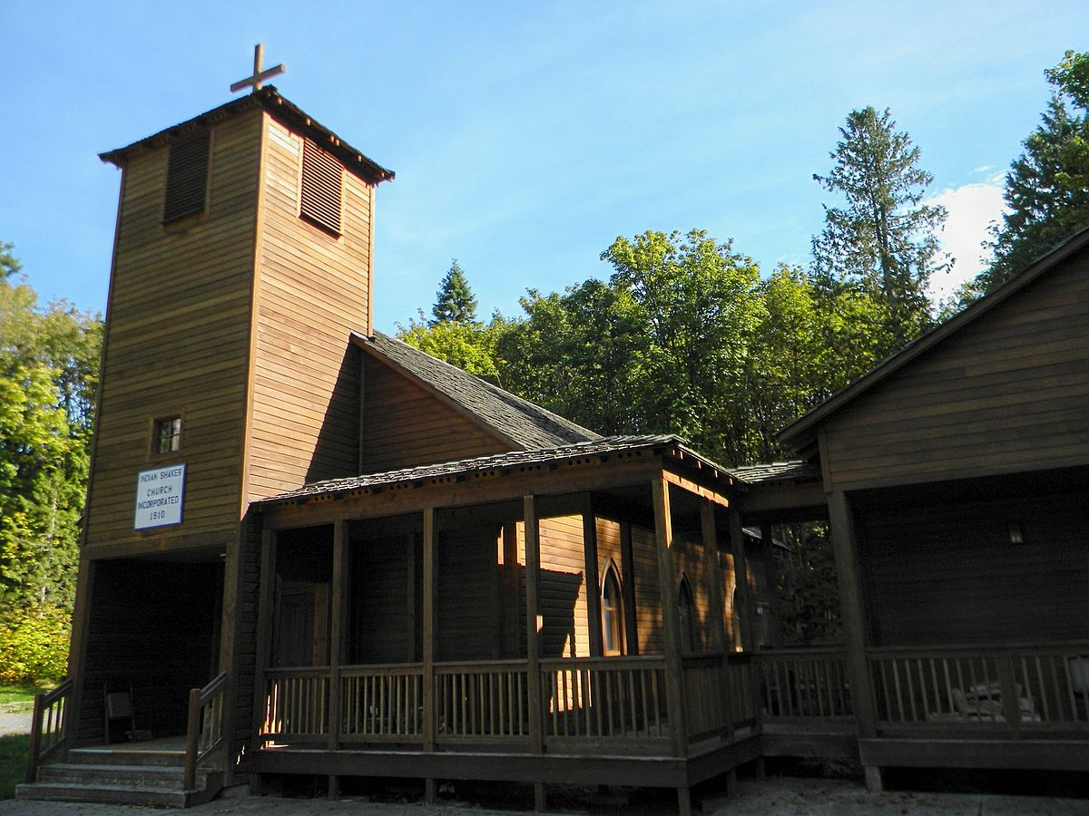List of indian shaker church buildings in washington for Religious buildings in india