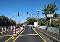 Industriestraße Köln, Zufahrt zum AK Köln-Niehl - Mapillary (vfVUG9U9qsFrdreVOr2qUQ).jpg