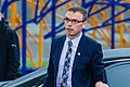 Informal meeting of ministers for foreign affairs (Gymnich). Arrivals Sven Mikser (36956302851).jpg