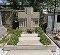 Ing. arch. Bohumil Fanta (1942-2011) hrob na hřbitov̟ě v Praze 17 - Řepy.jpg