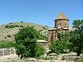Insel Akdamar Աղթամար, armenische Kirche zum Heiligen Kreuz Սուրբ խաչ (um 920) (39711484474).jpg