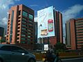 Inter Bank and Banesco in Caracas, Venezuela.jpg