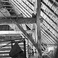 Interieur, deel, gebint, detail - Rouveen - 20001832 - RCE.jpg