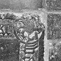 Interieur, grafzerk in koor, detail afbeelding rechtsonder in priesterzerk - Reeuwijk - 20374721 - RCE.jpg