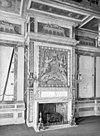 interieur audiëntiezaal, schouw - apeldoorn - 20023314 - rce
