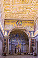 Interior of Basilica of Saint Paul Outside the Walls 14.jpg