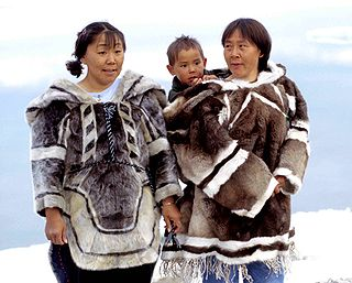 Inuit Group of peoples of Arctic North America