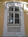 Irgalmas Nővérek zárdájának nevelőinak lakása, ablak. - Kossuth Lajos utca, Keszthely, 2016 Hungary.jpg