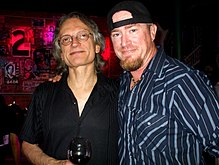 Iron Mike Norton and Sonny Landreth