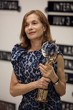 Isabelle Huppert KVIFF
