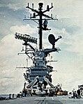 Island of USS Bennington (CVS-20) in 1964.jpg