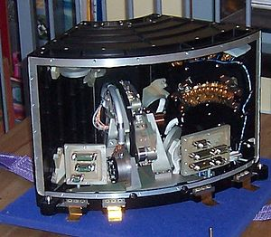 Infrared Space Observatory - Flight spare for the LWS instrument in ISO