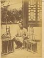 Itinerant Mender of Pots. Hami, Xinjiang, China, 1875 WDL2051.png