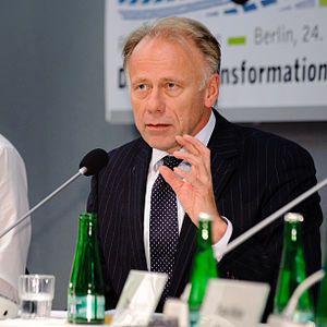 Jürgen Trittin, Fraktionsvorsitzender B90/Die ...