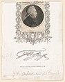 J.F. Dubois, curé de Croy(...) député in 1789 - (...) gravé avec le physionotrace par Quenedey rue croix des petits champs no. 10 á Paris. LCCN2017650343.jpg