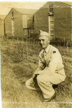 Jack Hope, Camp Toccoa 1943
