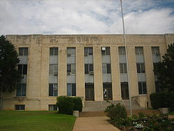 Jack County, TX, Courthouse Picture 2221.jpg