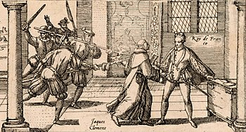 The murder of Heinrich III.