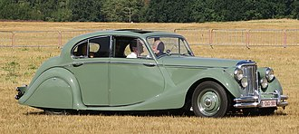 Jaguar Mark V - 1949 saloon