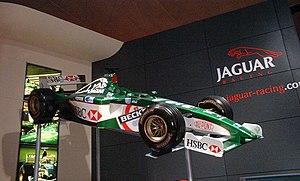 Jaguar R3 - Image: Jaguar R3
