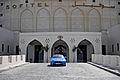 Jaguar XKR-S arrives in Bahrain (7364407538).jpg