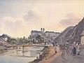 Jakob Alt - Blick auf Wesprim -1842.jpeg
