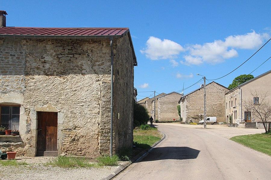 Jakobsweg by Niederkasseler   France --- Vaudeville le Haut