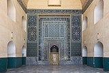 Jameh Mosque, Kerman - mihrab 01.jpg