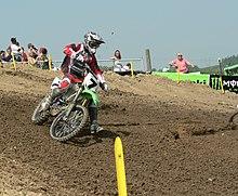 James Stewart Motocross Yamaha Video