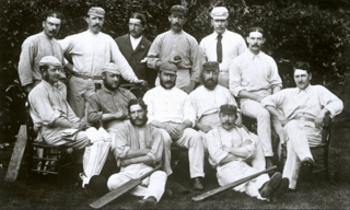 English cricket team in Australia and New Zealand in 1876–77 English cricket tour of Australia and New Zealand