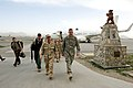 James Stavridis visits the ISAF Joint Command at Kabul Afghanistan International Airport -b.jpg