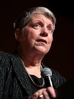 Janet Napolitano American politician
