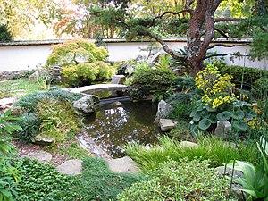 Japanese garden, Atlanta Botanical Garden, Atl...