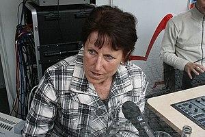 Jarmila Kratochvílová - Image: Jarmila Kratochvílová