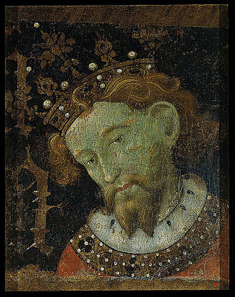 Alfonso III of Aragon - Image: Jaume Mateu Alfons III the Liberal Google Art Project
