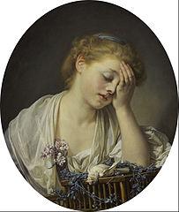 A Girl with a Dead Canary