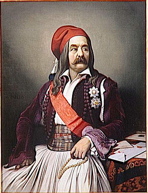 Ioannis Kolettis - Ioannis Kolettis by Dominique Papety.