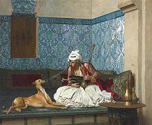 Les animaux nous parlent... dans ANIMAUX 220px-Jean_leon_gerome_une_plaisanterie_1882