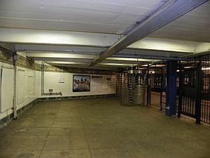 Jefferson Street (BMT Canarsie Line) - Mezzanine