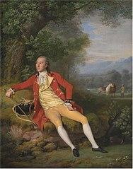 Jean-Armand Tronchin, udsending ved det franske og engelske hof. Schweiz