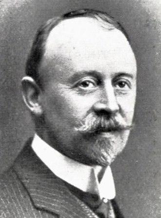 Jens Zetlitz Monrad Kielland - Jens Zetlitz Monrad Kielland (1909)