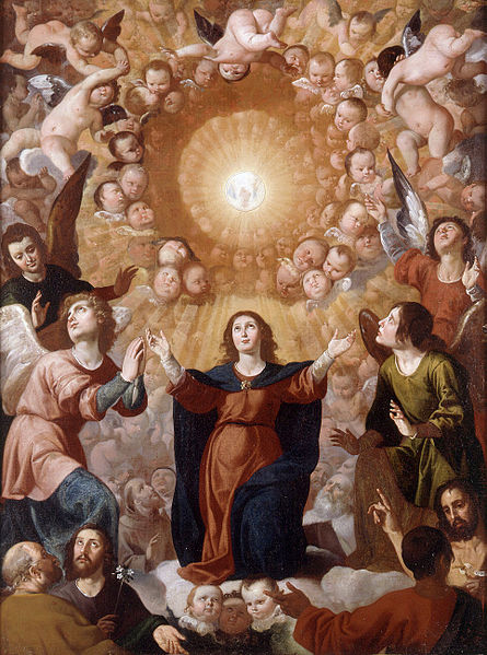 Jeroni Jacint Espinosa, Adoració de l'Eucaristia, 1650