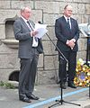 Jersey WWII 28 June 1940 bombing commemoration 2013 03.jpg