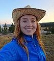 Jess Phoenix at Yellowstone caldera, 2018.jpg