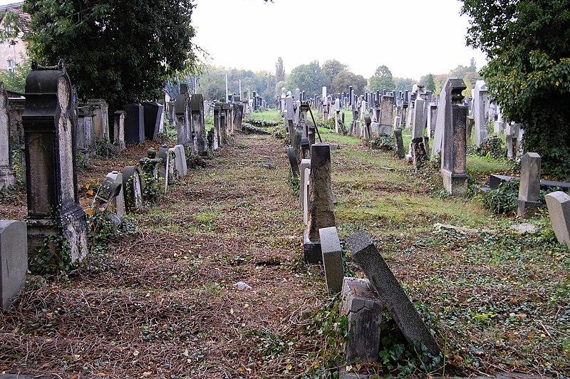 File:Jewish cemetery in Teplice, 2011, 04.JPG