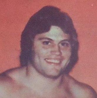 Jim Brunzell - Brunzell in 1977